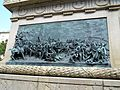 Roma, Romanelli - Carlo Alberto di Savoia, basamento 1.JPG
