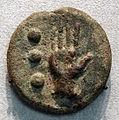Roma, aes grave, quadrante, 269-266 ac ca.JPG