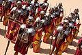 Roman Army & Chariot Experience, Hippodrome, Jerash, Jordan (5072673582).jpg