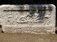 Roman Wall Rousse 076