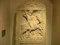 Roman gravestone, Corinium Museum.jpg