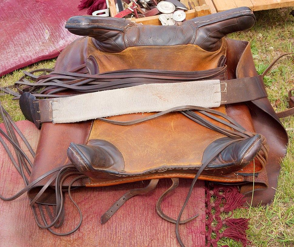 Roman saddle reconstruction