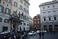 Rome, the Pontifical Ecclesiastical Academy.JPG