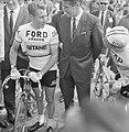 Ronde van Nederland, start te Amstelveen, Anquetil, Bestanddeelnr 917-7567.jpg