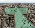 Roof of Chartres Cathedral 20160326 2.jpg