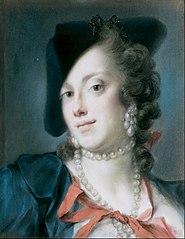 A Venetian Lady from the House of Barbarigo (Caterina Sagredo Barbarigo)