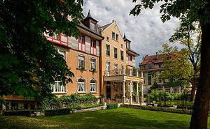Institut auf dem Rosenberg - Institut auf dem Rosenberg Main Building