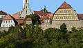 Rothenburg ob der Tauber, Käskammer, Gartenhaus, Burggasse 5-002.jpg