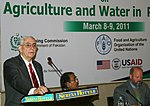 Roundtable Discussion on Agriculture and Water in Pakistan (5508891574).jpg