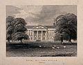Royal Military Asylum, Chelsea. Engraving. Wellcome V0012894.jpg