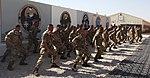 Royal Tongan Marines say farewell, lower flag in Afghanistan 140501-M-YZ032-815.jpg