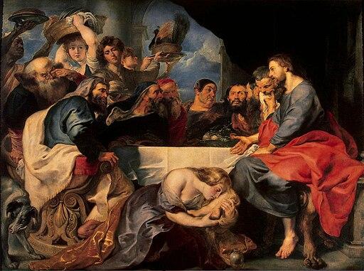 Rubens-Feast of Simon the Pharisee