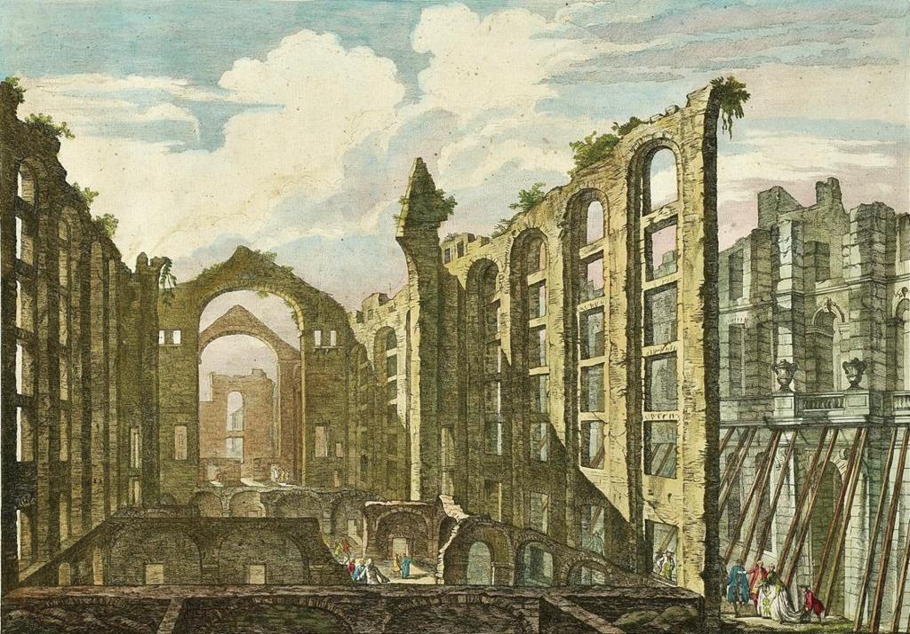 File Ruinas Da 211 Pera Do Tejo Ap 243 S O Terramoto De 1755