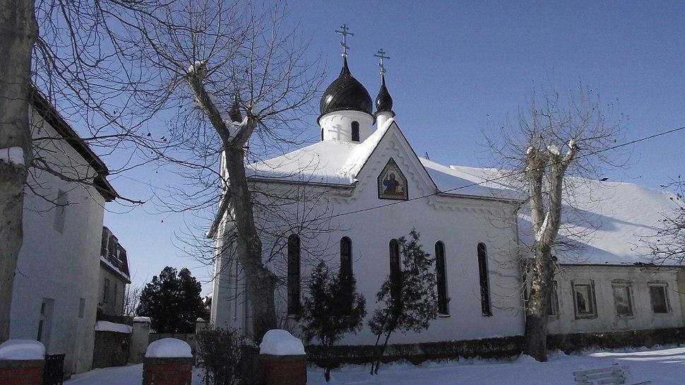 Ruska crkva, Bela Crkva