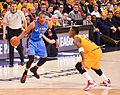 Russell Westbrook dribbling vs Cavs.jpg