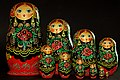 Russian culture Matrjoschka Русская культура Матрёшка.jpg