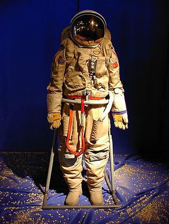 Orlan space suit - Orlan-D