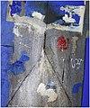 Rustykalna sciana olej 120x100cm 1996.jpg