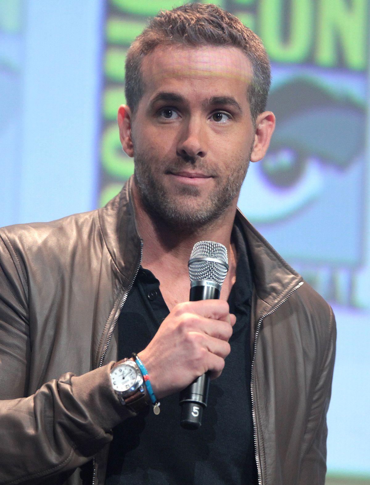 Ryan Reynolds - Wikidata Ryan Reynolds