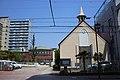 Ryujo Kindergarten & Nagoya St. Marco Church 20150426.jpg