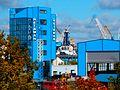 Ryurik at Netaman Ships Repair Lahesuu sadam Tallinn 21 September 2016.jpg