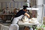 Sèvres - Plâtre - fabrication d'un moule 025.jpg