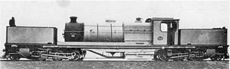 2-6-0+0-6-2 - SAR Class GA, circa 1921