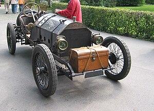 SCAT (automobile) - 1911 S.C.A.T.