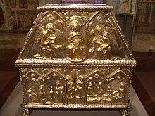 Arqueta de sant cugat wikipedia la enciclopedia libre - Reformas sant cugat ...