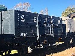 SECR 7-plank open wagon 16194.jpg