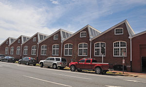 Shamrock Mills - Shamrock Mills, September 2007