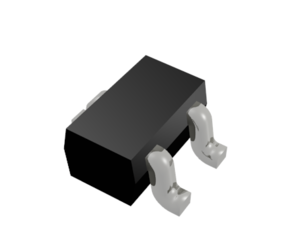 Small-outline transistor - Image: SOT23,346,323,416 volný pohled