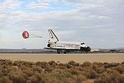 STS-128 landing 04