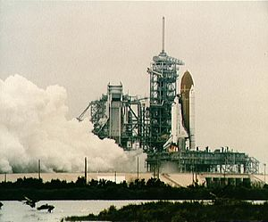 STS-51-F - July 29, 1985