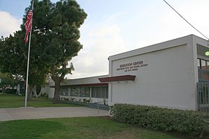Sweetwater Union High School District - District office in Chula Vista, California