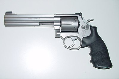 Smith Wesson Model 686 SW686 TargetChampion 1