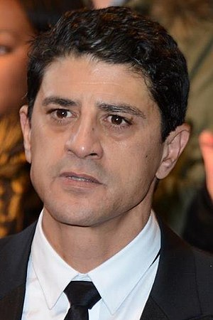 Saïd Taghmaoui - Taghmaoui in Paris at the French premiere of American Hustle in 2014