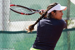 Sabrina Santamaria American tennis player
