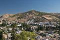 Sacromonte Nasrid wall Granada Spain.jpg