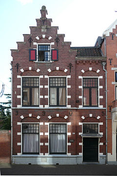 84d5242a5c896a 't Saethuys aan de Noorderhagen. '