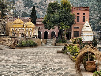 Saidpur, Islamabad - The village's historic core attracts tourists from throughout Pakistan.