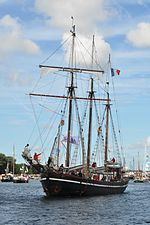 List of sailing ships participating in Sail Amsterdam 2015 - Wikipedia