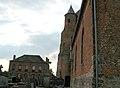 Saint-Algis mairie, cimetière et église fortifiée 1.jpg