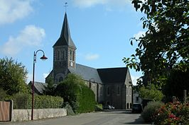 Kerk van Saint-Germain-de-Coulamer