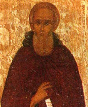Abraham of Rostov - Icon of Saint Abraham of Rostov
