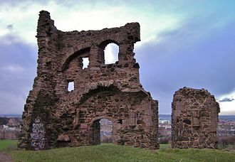 Holyrood Park - Saint Anthony's Chapel