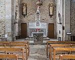 Saint Marcel church in Saint-Marcel 06.jpg