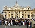 Saint Peter's Basilica Vaticano 05 2018 0340.jpg