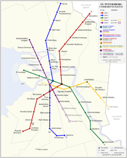 Saint Petersburg Underground Railway Map.png