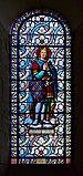 Saintes 17 Vitrail de Saint Louis basilique St-Eutrope 2014.jpg